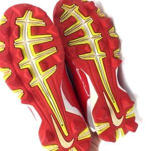 Nike Shoes - Nike Huarche 2KFilth Boys Baseball Cleats Sz 1